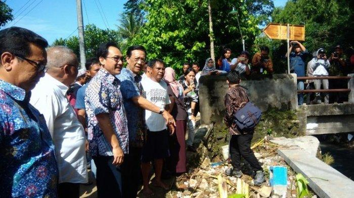 Antisipasi Banjir di Bantul, Sri Sultan HB X Wacanakan Pembangunan Embung