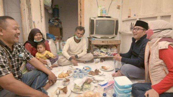 Nasib Dede, Pemulung yang Viral Bawa Bayi Bekerja, Kini Dijadikan Tukang Kebun Rumah Dinas Gubernur