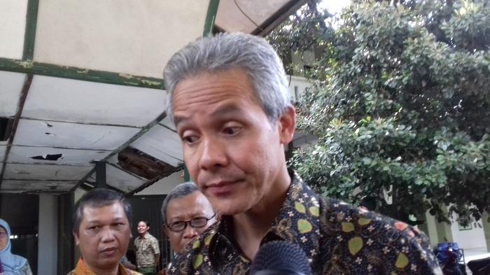 Respons Pertemuan Jokowi dengan Petani Kendeng, Ganjar: Kajian Lingkungan Seperti Apa