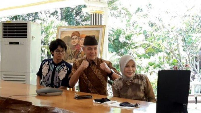 Masih Pandemi Covid-19, Gubernur Jawa Tengah Ganjar Usul Debat Pilkada 2020 Digelar Virtual