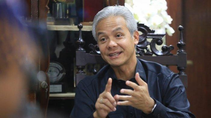 Beredar Isu Jawa Tengah Bakal Lockdown Usai 'Jateng di Rumah Saja', Ini Kata Ganjar Pranowo