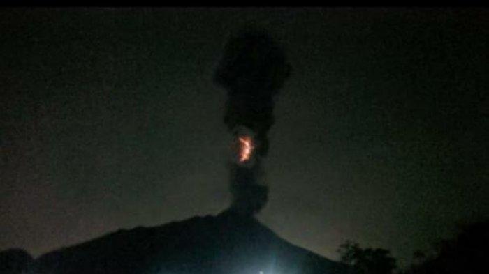 Gunung Merapi Erupsi Lagi Dini Hari Ini, Boyolali Masih Terpantau Aman