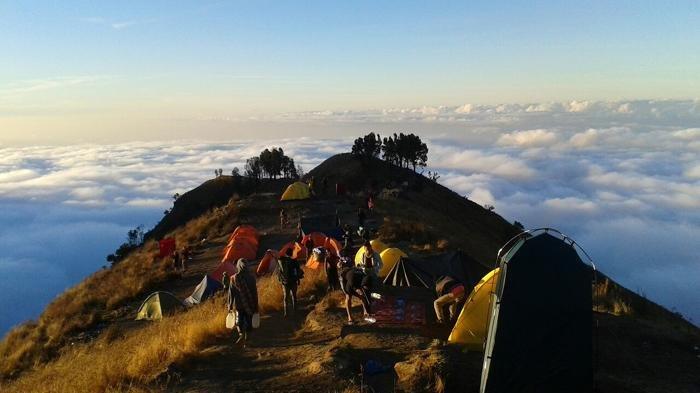 Cara Mudah Booking Online untuk Pendakian Gunung Rinjani, Perhatikan Tahapannya