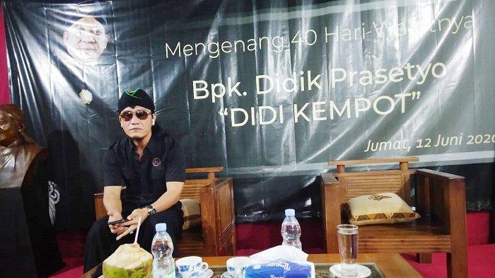 Kesaksian Guru Spiritual Gus Miftah saat Tahlil 40 Hari, Jika Didi Kempot Selalu Bisa Buat Tersenyum