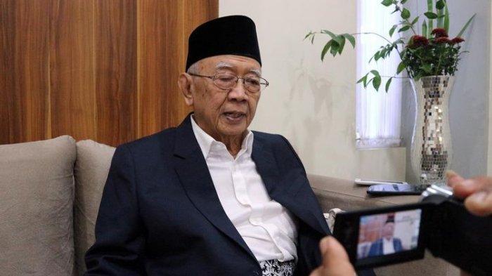 Gus Sholah Berharap Publik Tunggu 1 Tahun Meskipun Sejumlah Menteri Jadi Sorotan