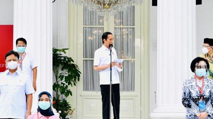 Buruh Ini Tak Percaya Ditelepon Istana untuk Divaksin, Baru Yakin saat 1 Grup WA dengan Raffi Ahmad