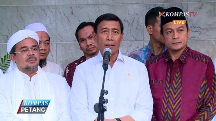 Sidang Pledoi, Habib Rizieq Beberkan Isi Telepon dengan Wiranto: Siapa yang Khianati Kesepakatan?