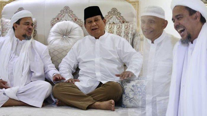 PA 212 Minta Menhan Prabowo Subianto Pulangkan Habib Rizieq, Nasdem: Itu Urusan Keimigrasian