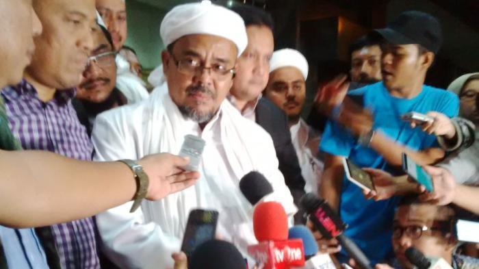 Eggi Sudjana Sebut Biaya Hidup Rizieq Shihab Ditanggung Penuh oleh Pemerintah Arab Saudi
