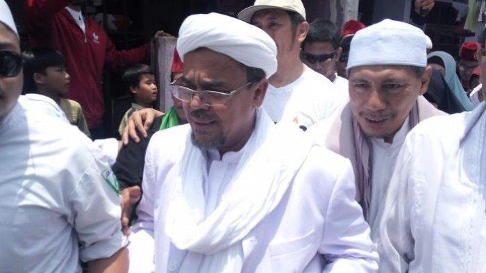 Tanggapan Pengacara Setelah 'Red Notice' Rizieq Shihab Ditolak Interpol