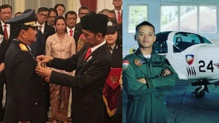 Hadi Tjahjanto Resmi Jadi Panglima TNI, Sang Anak Unggah Hal Ini di Akun Instagramnya