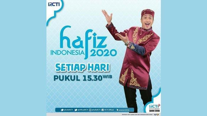 Jadwal Acara Ramadhan di TV Selasa 28 April 2020: Hafiz Indonesia di RCTI, Nussa di TRANS TV