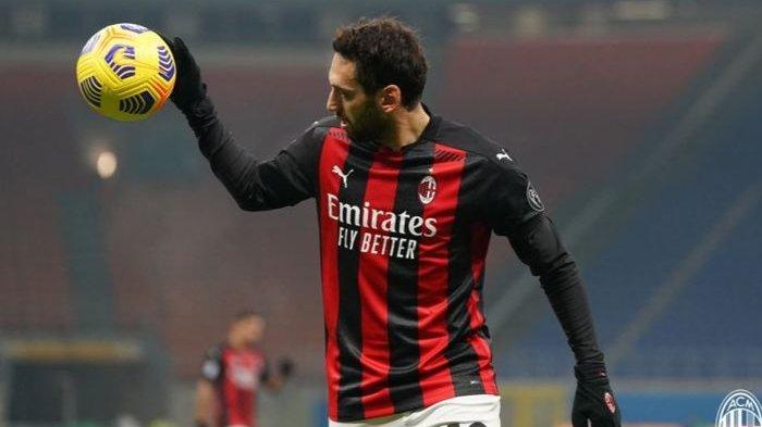 Dicap Pengkhianat, Ini Daftar Pemain AC Milan yang Menyeberang ke Inter Selain Hakan Calhanoglu
