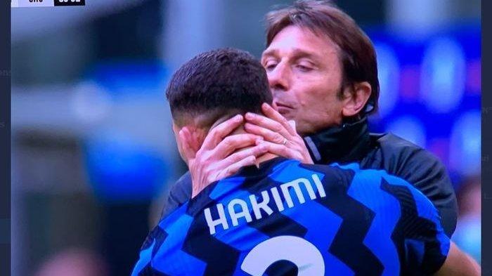 Achraf Hakimi Sesumbar, Inter di Bawah Asuhan Conte Bakal 'Jajah' Italia dan Eropa