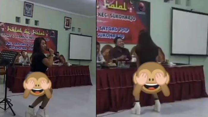 Video Camat Sukoharjo Ikut Halal Bihalal di Markas PDIP Viral, Panitia Kini Diperiksa Polisi