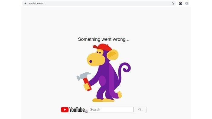 Viral Layanan YouTube hingga GMAIL Tidak Bisa Diakses, Begini Pernyataan TeamYouTube