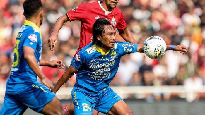 Ditanya soal Dicoret Persib Bandung, Hariono Hanya Sebut Tanggal ke Wartawan