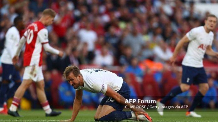 Arsenal Acak-Acak Tottenham Hotspur, Harry Kane Bapuk, Lini Tengah The Gunners Mulai Nyetel