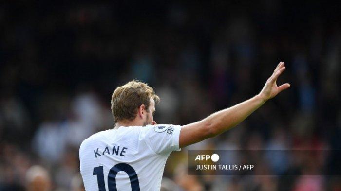 Menukar Harry Kane dengan Romelu Lukaku ? Maaf, Pelatih Tottenham Hotspur Sudah Tutup Pintu