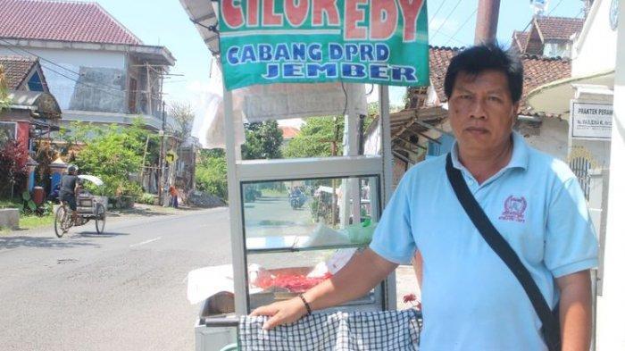 Viral Kisah Penjual Cilok Sukses di Jember, Hasil Cilok Bisa Punya 3 Apartemen dan 13 Kontrakan