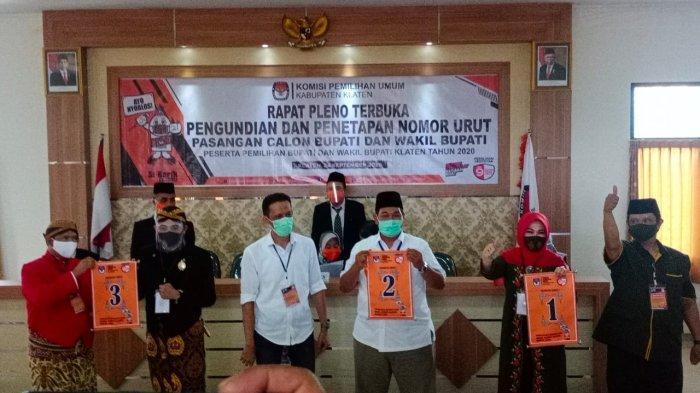 Catat Waktunya, Ini Tema Debat Perdana Pilkada Klaten 2020, Disiarkan Langsung TVRI Yogyakarta