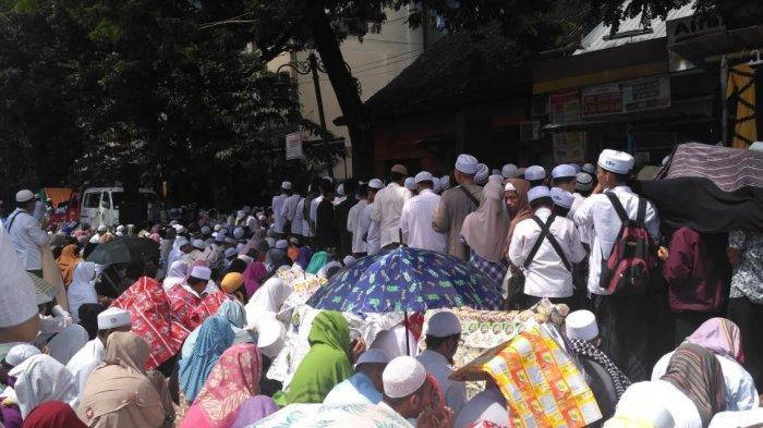 Hari Ini hingga Rabu Depan Haul Habib Ali di Jalan Kapten Mulyadi Solo, Cermati Jika Akan Melintas