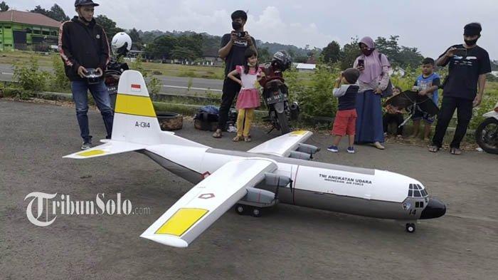 Hercules Remote Made In Boyolali Bikin Kagum : Dibuat 2 Pria Lulusan SMA, Dibanderol Rp 5 Juta