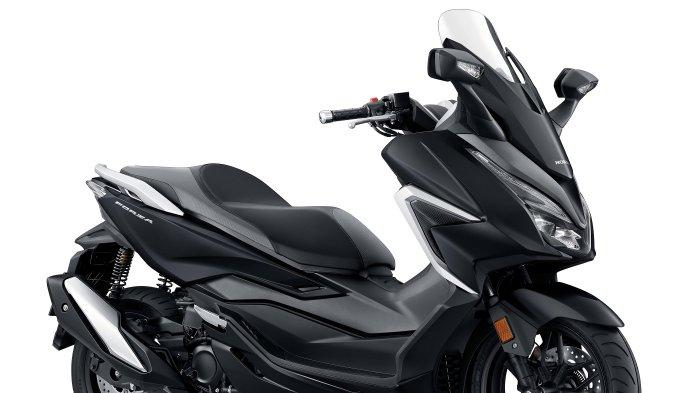 Penampakan Baru Honda Forza, Semakin Mewah dan Prestisius, Harga Rp 83 Juta
