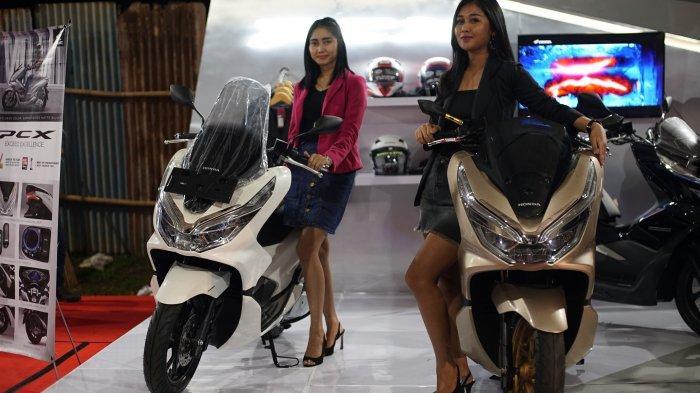 Motor Matic Jagoan Honda Sambangi Universitas Negeri Semarang