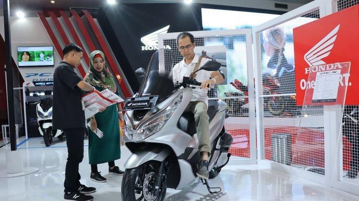 Telkomsel IIMS 2019, Honda PCX Paling Diminati