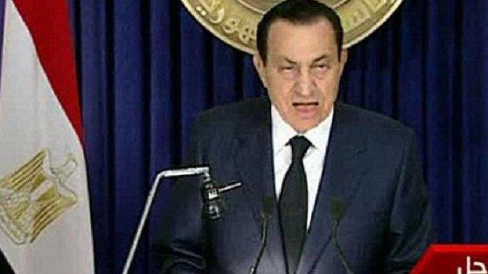 Mantan Presiden Mesir, Hosni Mubarak, Hari Ini Bebas Setelah 6 Tahun Dipenjara