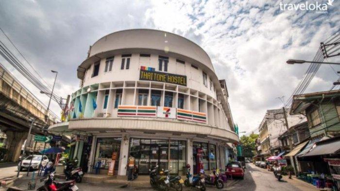 Wisata ke Thailand? Catat, Ini Daftar 10 Penginapan Murah Bertarif di Bawah Rp 100 Ribu
