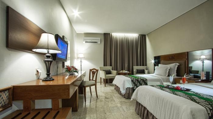 Imbas Pandemi Corona, 1 dari 23 Hotel di Sukoharjo Berhenti Beroperasi