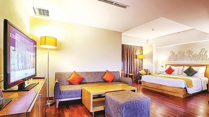 Liburan di Bali Sambil Bisnis? Hotel Mercure Bali Harvestland Kuta Ini PunyaFasilitas Keduanya