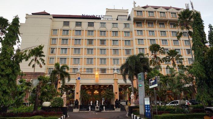Tema 1001 Malam Dipilih dalam Gala Dinner Sambut Tahun Baru 2019 di Hotel Novotel Solo