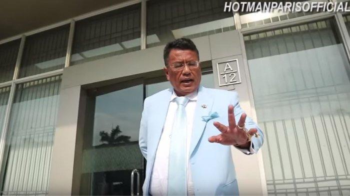 Ungkap Niat Gowes di Usia 90 Tahun, Hotman Paris Sindir Orang yang Pamer Sepeda Mahal saat Corona