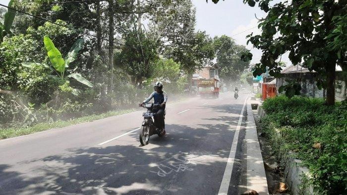 Berlangsung 10 Menit, Hujan Abu Erupsi Merapi Sempat Turun Deras di Sebagian Wilayah Magelang