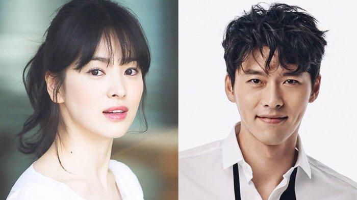 Song Hye Kyo dan Hyun Bin Digosipkan Kembali Pacaran, Berikut Sejumlah Bukti yang Beredar