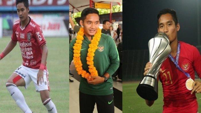 Sosok I Kadek Agung: Sempat Trauma Main Sepak Bola, Kini Jadi Pahlawan Timnas Indonesia vs Thailand