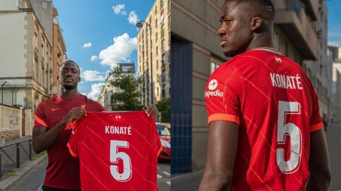 Resmi Berseragam Liverpool, Ibrahima Konate Dapat Nomor Punggung Warisan Georginio Wijnaldum