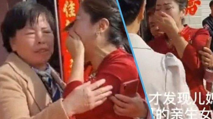 Mirip Sinetron, Ibu di China Terkejut saat Tahu Calon Istri Anaknya Adalah Putrinya yang Lama Hilang