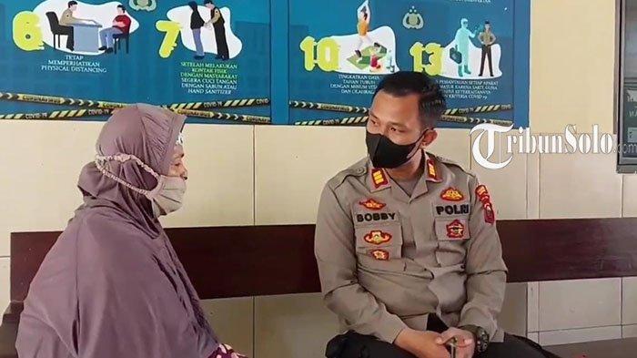 Ibu-Ibu Asal Klaten Curi 3 Kg Bawang Merah di Pasar Jongke Solo, Ini yang Dilakukan Polisi