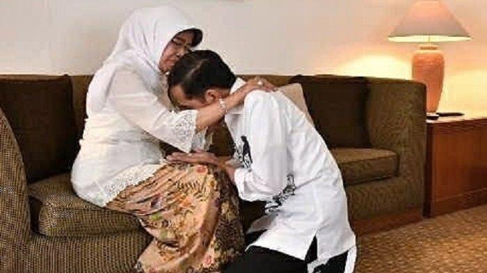 Telepon Terakhir Jokowi ke Keluarga di Solo, Sebelum Ibunda Meninggal Dunia
