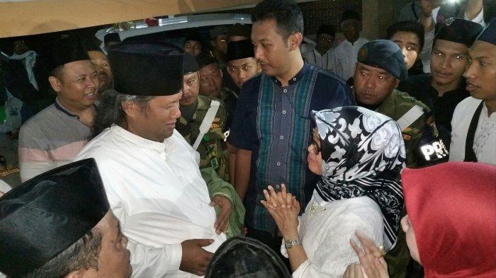 Pesan Keluarga Jokowi Melalui Kapolda Jateng,Pelayat Cukup Mendoakan dari Rumah, Begini Alasannya