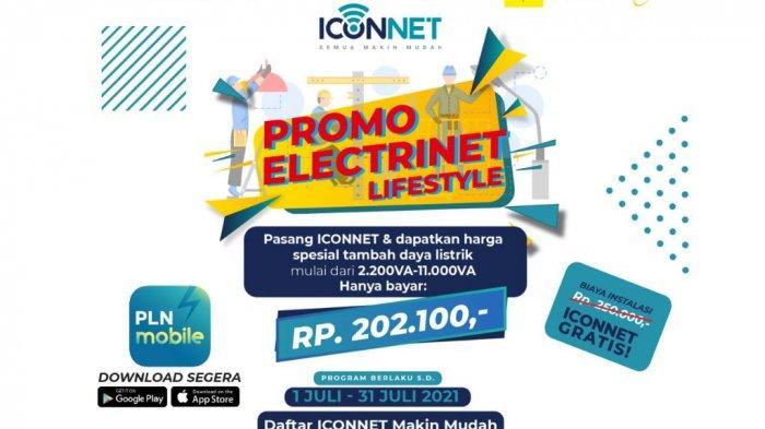 Layanan Internet dan Listrik Kian Andal, ICON+ Luncurkan Program Promo Bundling Electrinet Lifestyle