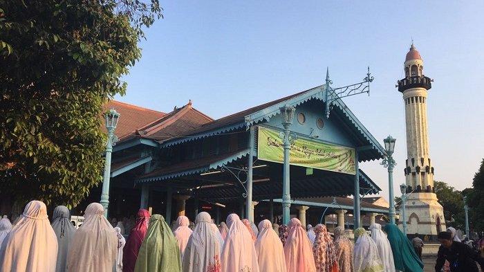 Besok Idul Fitri di Tengah Corona, Kemenag Solo Belum Terima Pemberitahuan Salat Id dari 706 Masjid