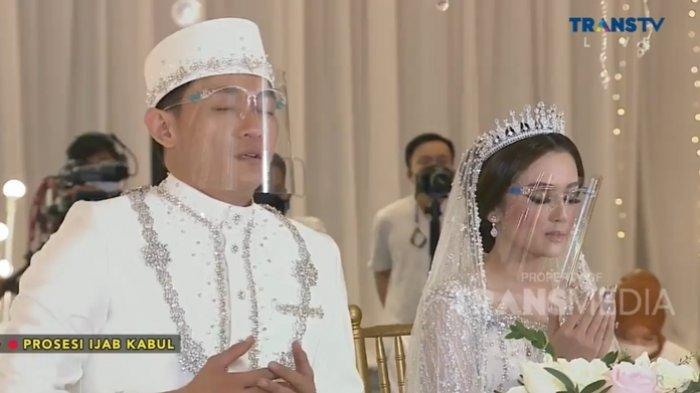 Momen Haru Pernikahan Citra Monica & Ifan Seventeen, Tangis Ifan Pecah Sungkem Orangtua Dylan Sahara