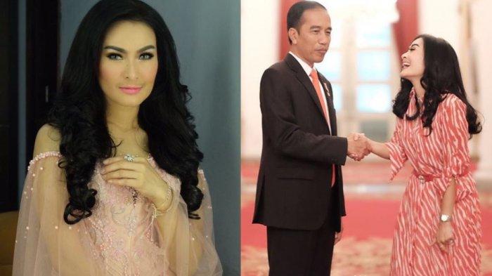 Dibully Soal Undangan Pernikahan dari Jokowi, Iis Dahlia Posting Ini di Instagram Sambil Cekikikan