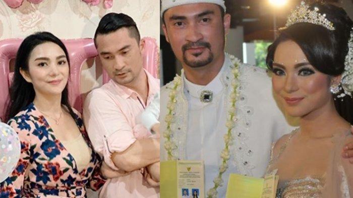 Pernikahan Sempat Ditentang Keluarga, Reza Pahlevi & Ika TQLA Kini Bahagia Dikaruniai Anak Kedua
