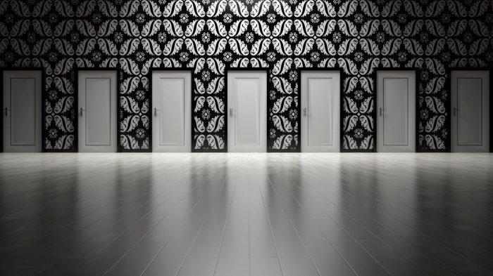 Tes Kepribadian - Pilih Satu Pintu Berikut Ini, Hasilnya Ungkap Sifatmu yang Paling Menonjol